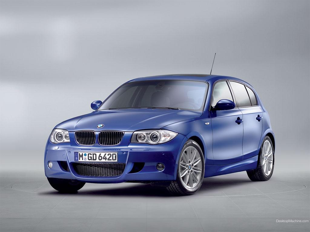 BMW 130i M Package 1024x768 b1 - Tapety na pulpit - samochody sportowe, luksusowe, supersamochody