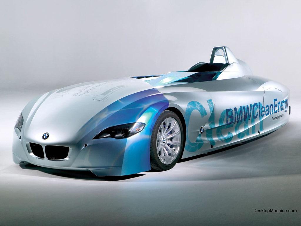 BMW H2R Hydrogen Racecar 1024x768 b4 - Tapety na pulpit ...