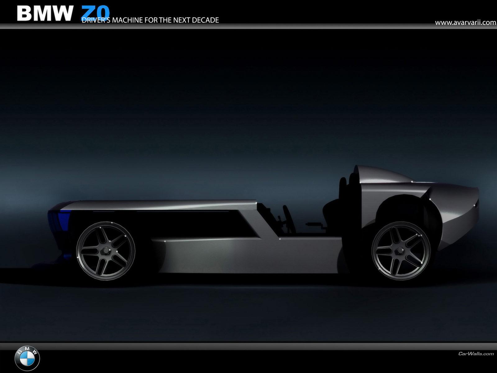 Bmw Z0 Concept 1600x1200 B37 Tapety Na Pulpit Samochody Sportowe Luksusowe Supersamochody