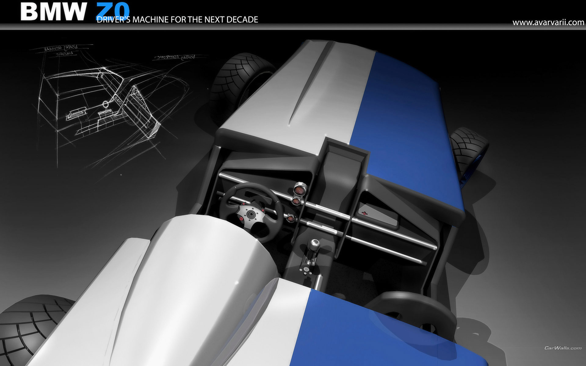Bmw Z0 Concept 1920x1200 B25 Tapety Na Pulpit