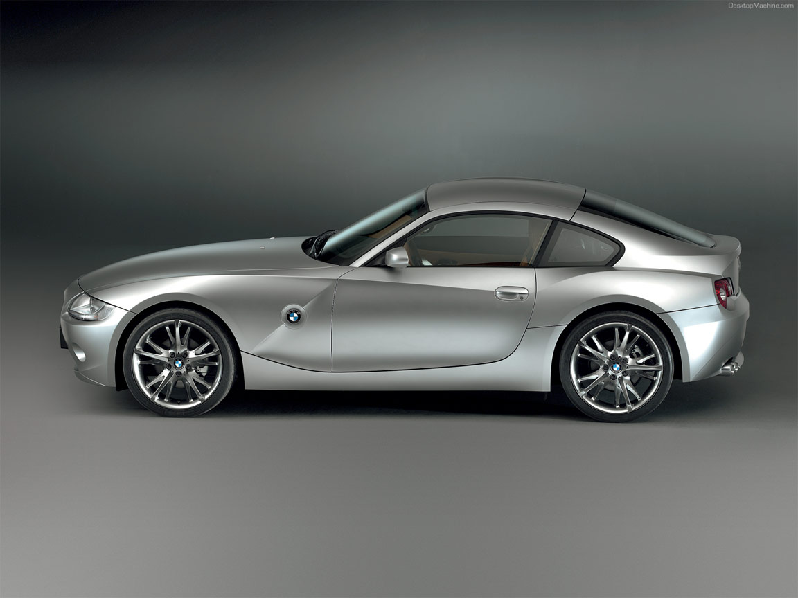 Bmw Z4 Coupe Concept 1152x864 B17 Tapety Na Pulpit
