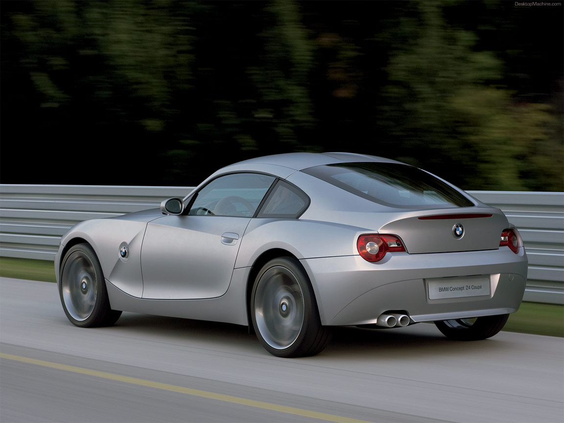 Bmw Z4 Coupe Concept 1152x864 B27 Tapety Na Pulpit