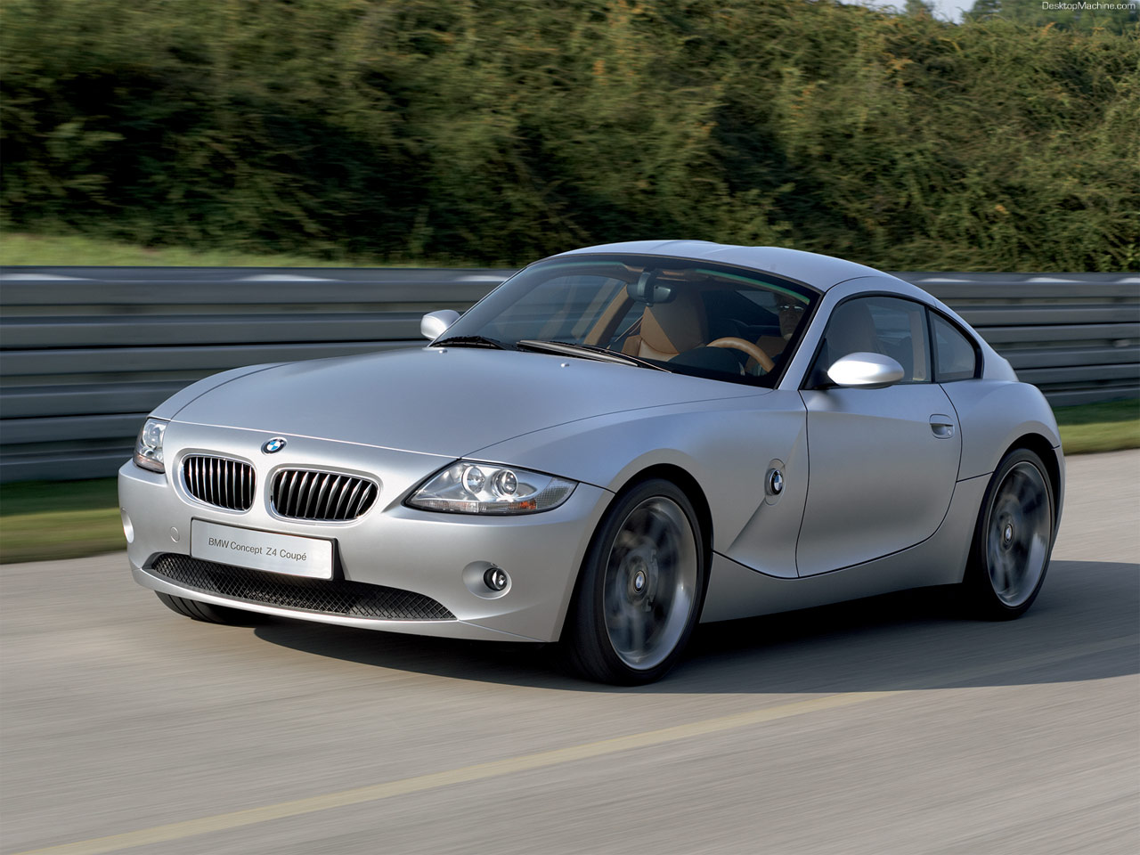 Bmw Z4 Coupe Concept 1280x960 B40 Tapety Na Pulpit