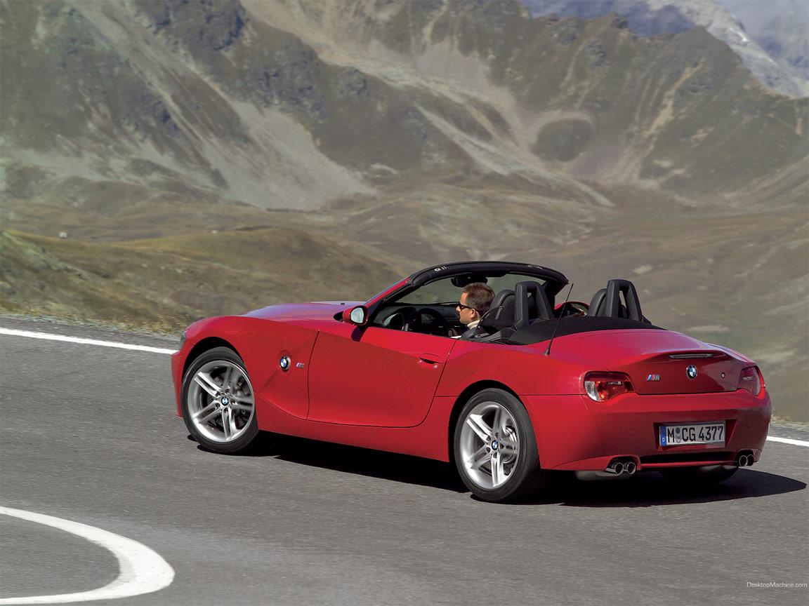 Bmw Z4 M Roadster 1152x864 B32 Tapety Na Pulpit Samochody Sportowe Luksusowe Supersamochody