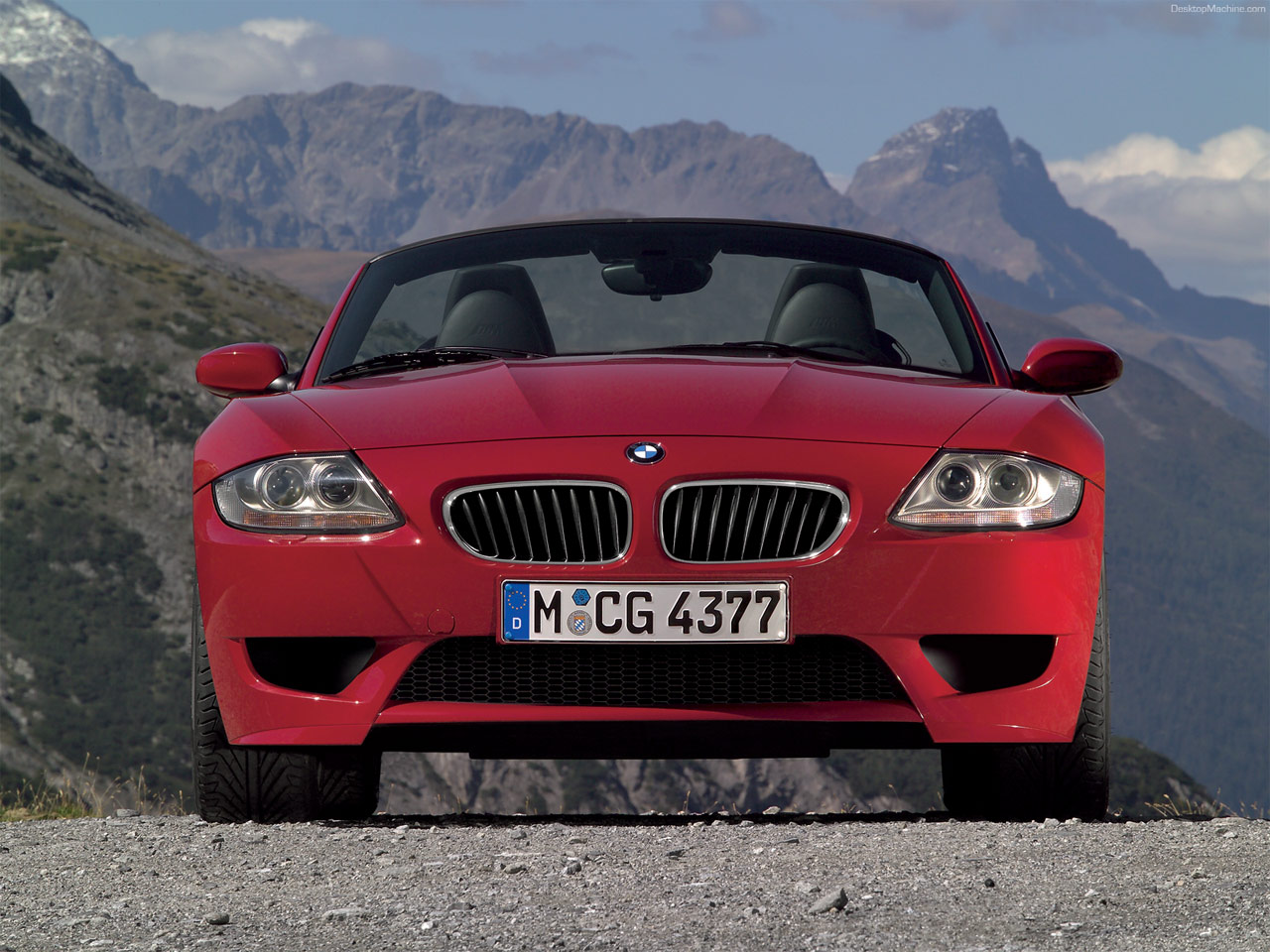 Bmw Z4 M Roadster 1280x960 B62 Tapety Na Pulpit
