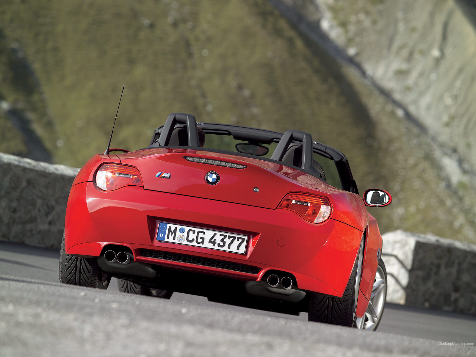 Bmw Z4 M Roadster 1600x1200 B63 Tapety Na Pulpit