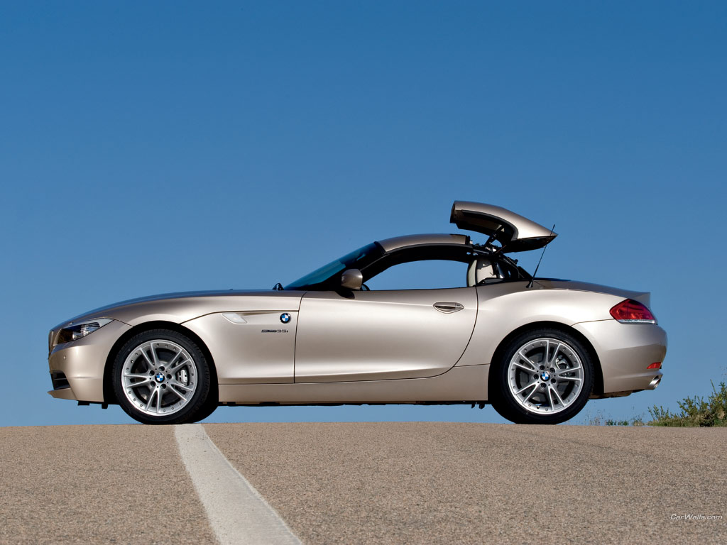 Bmw Z4 Roadster 1024x768 B35 Tapety Na Pulpit