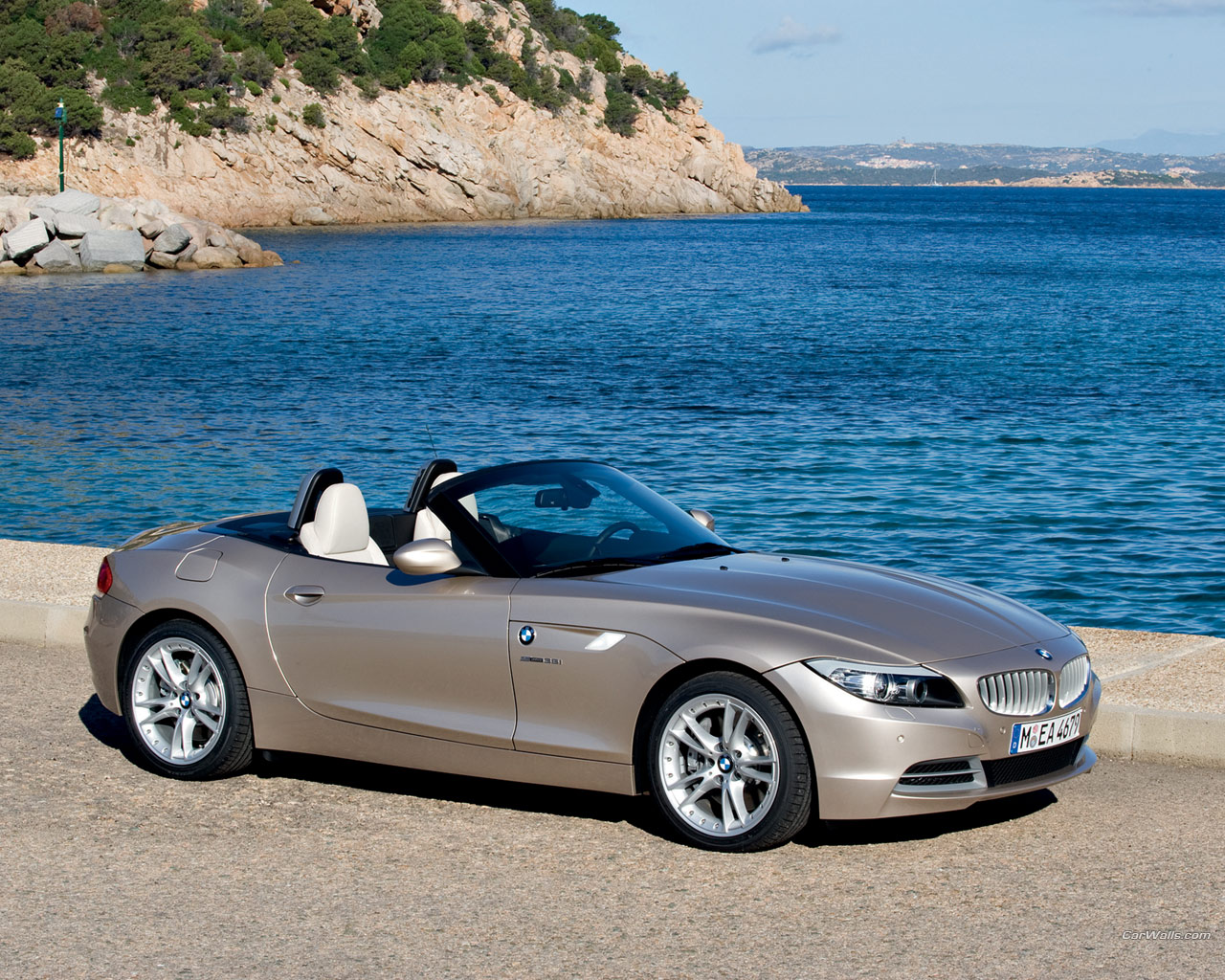 Bmw Z4 Roadster 1280x1024 B135 Tapety Na Pulpit