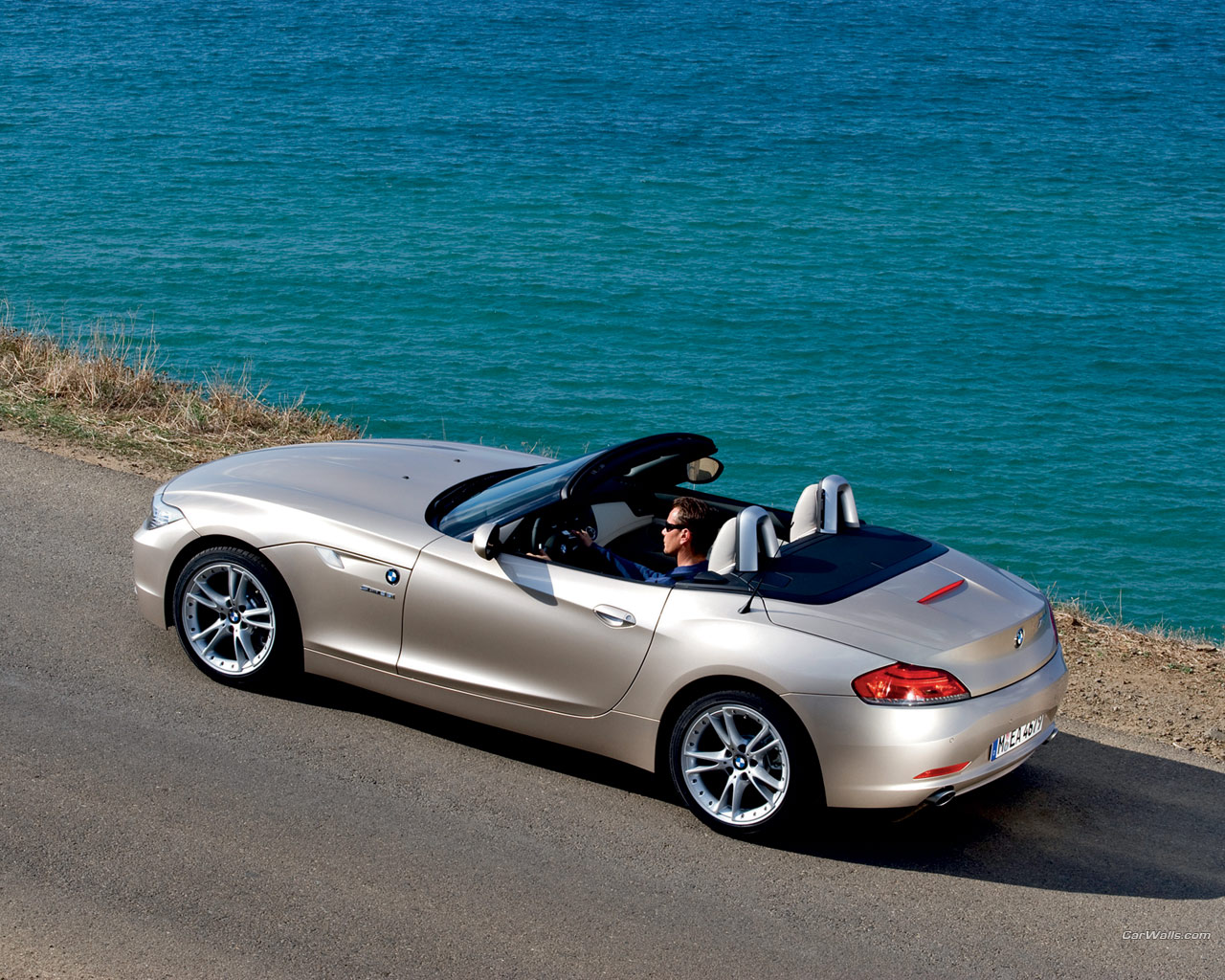 Bmw Z4 Roadster 1280x1024 B67 Tapety Na Pulpit