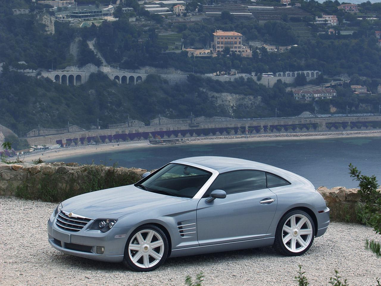 Chrysler Crossfire 1280x960 129 Tapety Na Pulpit Samochody