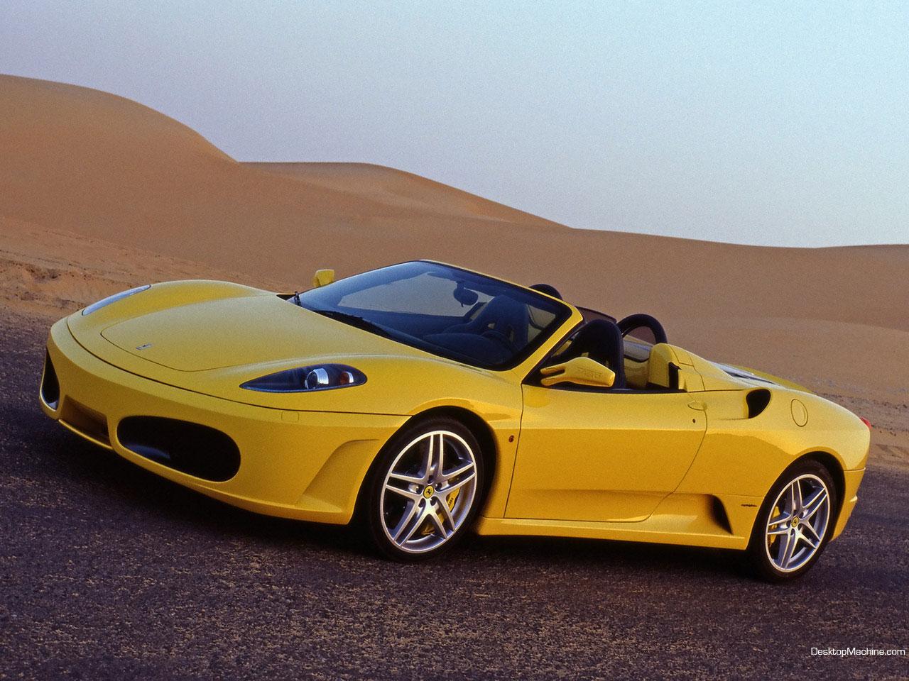 Ferrari F430 Spider 1280x960 B30 Tapety Na Pulpit