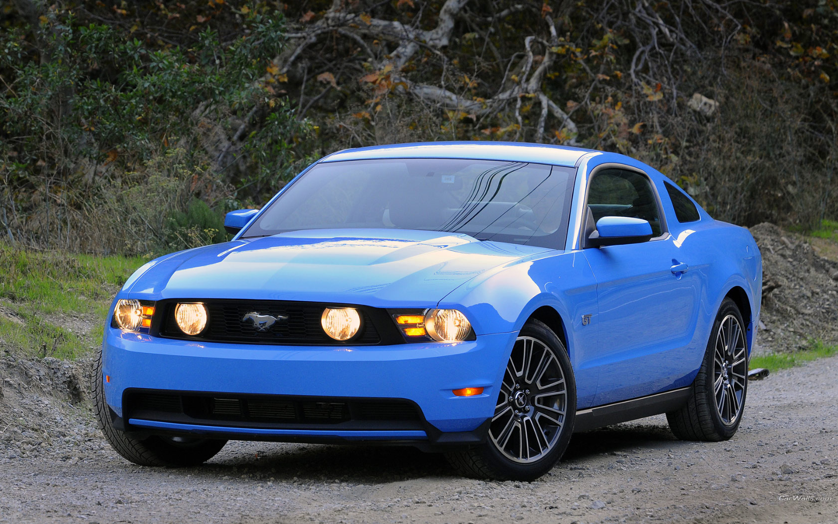 Ford Mustang Gt 1680x1050 B110 Tapety Na Pulpit
