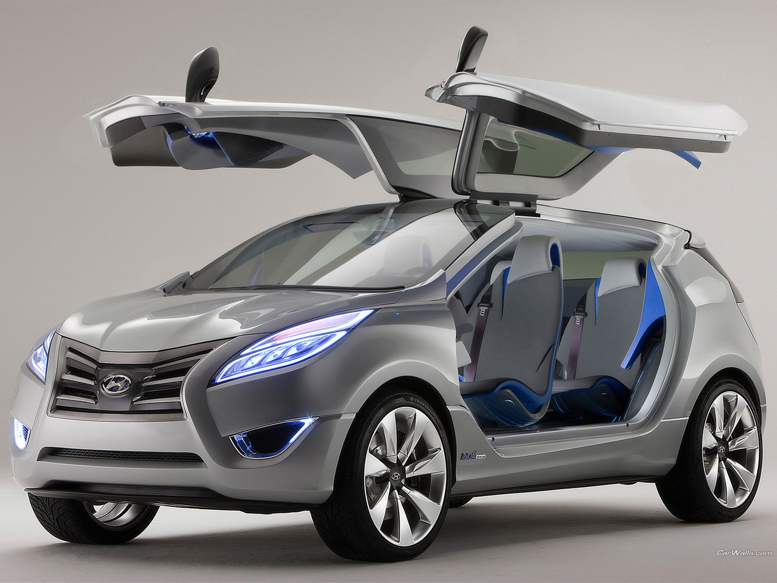 Hyundai Nuvis Concept 1600x1200 B79 Tapety Na Pulpit