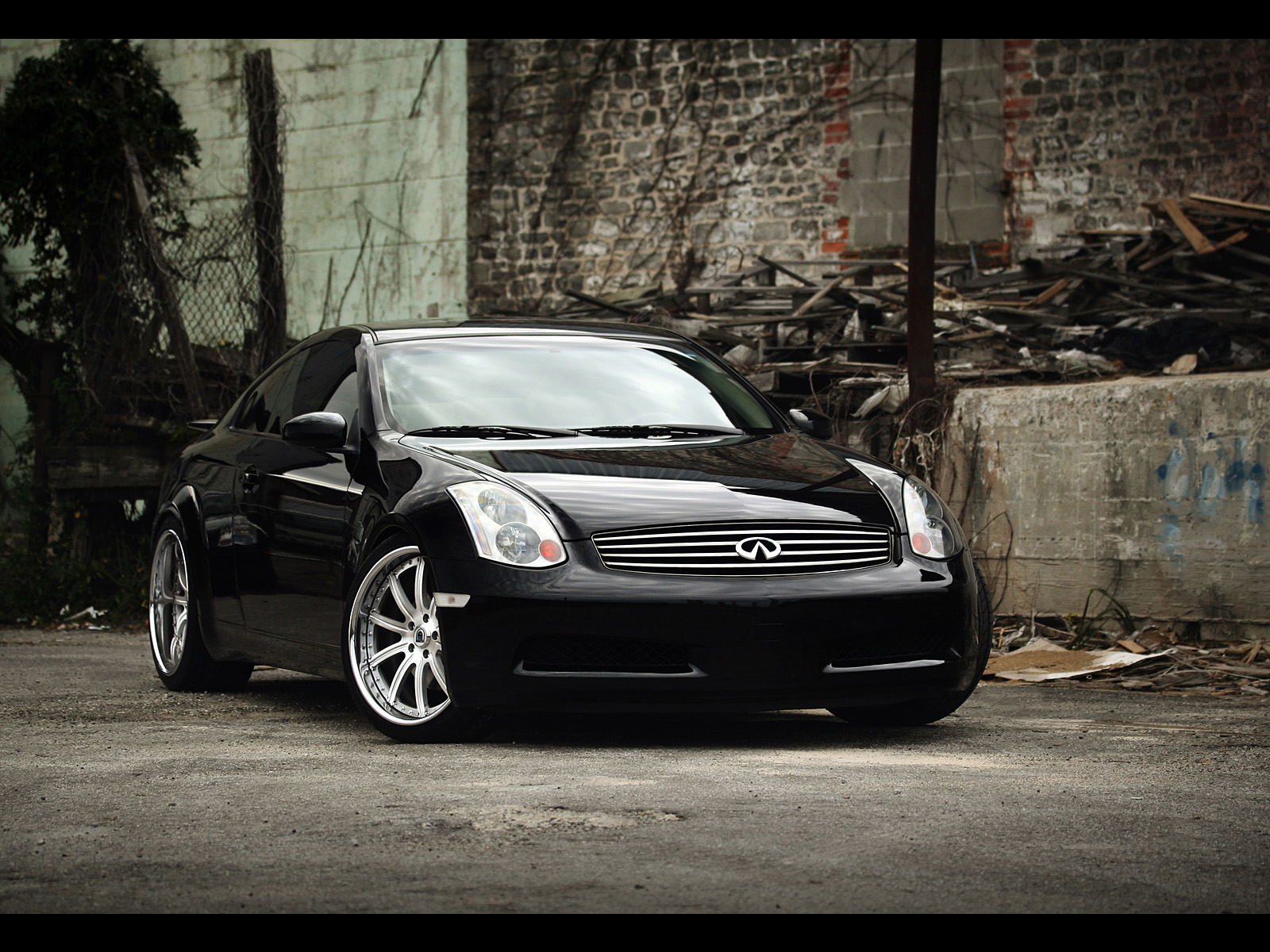 Infiniti G35 Sport Coupe 1600x1200 75 Tapety Na Pulpit
