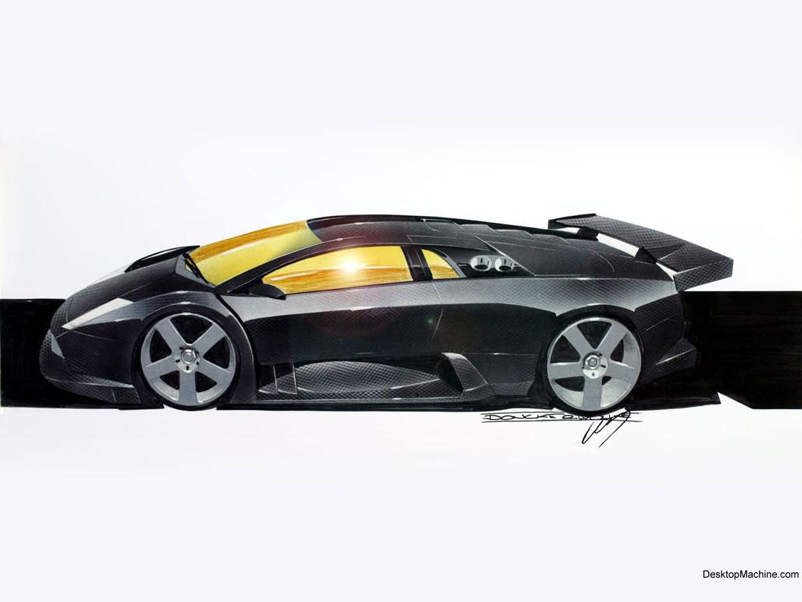 lamborghini murcielago r gt 1152x864 b15 tapety na pulpit samochody sport. Black Bedroom Furniture Sets. Home Design Ideas