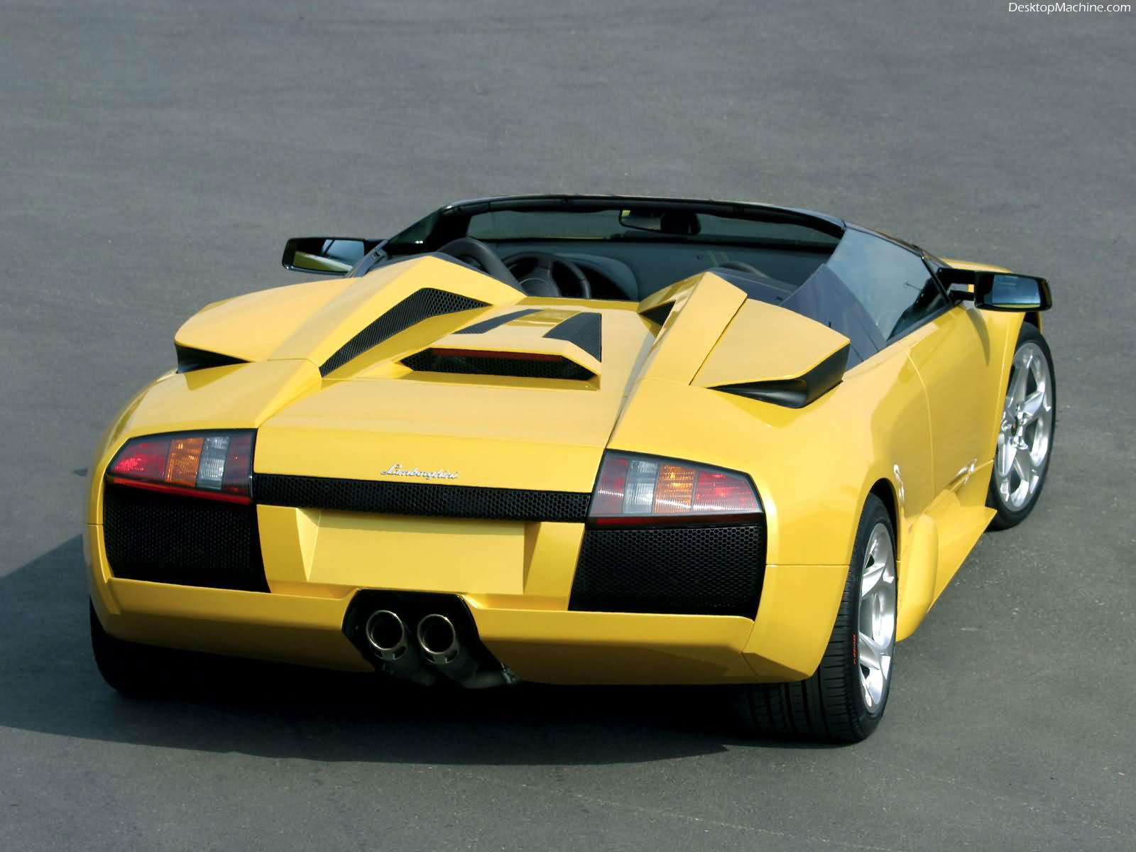 lamborghini murcielago roadster 1600x1200 b32 tapety na pulpit samochody. Black Bedroom Furniture Sets. Home Design Ideas