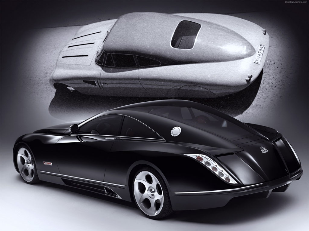 maybach exelero concept 1024x768 b41 tapety na pulpit samochody sportowe luksusowe. Black Bedroom Furniture Sets. Home Design Ideas