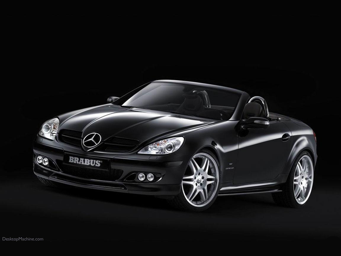 Mercedes Benz Slk Brabus 1152x864 B1 Tapety Na Pulpit