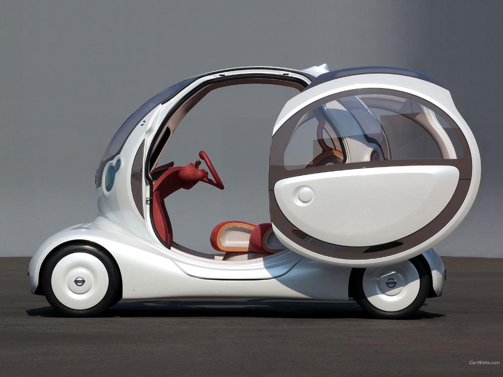 Nissan pivo concept more information 2011 nissan pivo 3 electric city car concept vanachro Gallery