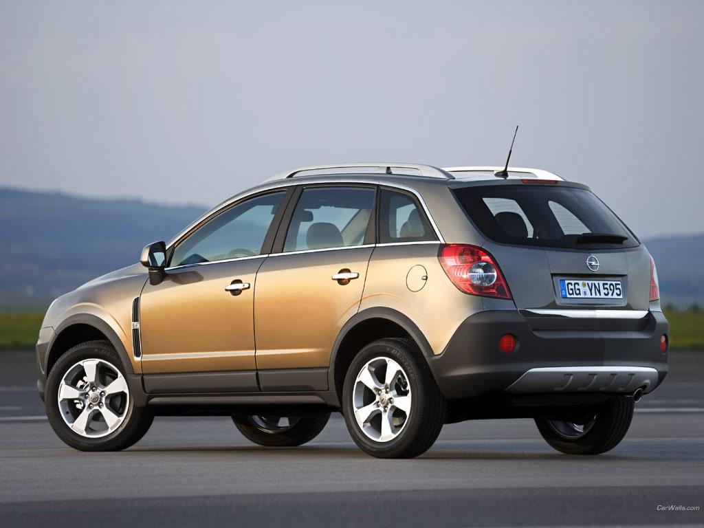 Opel Antara 1024x768 b73 Tapety na pulpit samochody sportowe