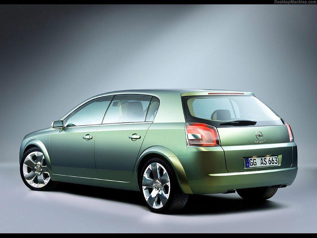 Opel Signum 2 1024x768 B1 Tapety Na Pulpit Samochody