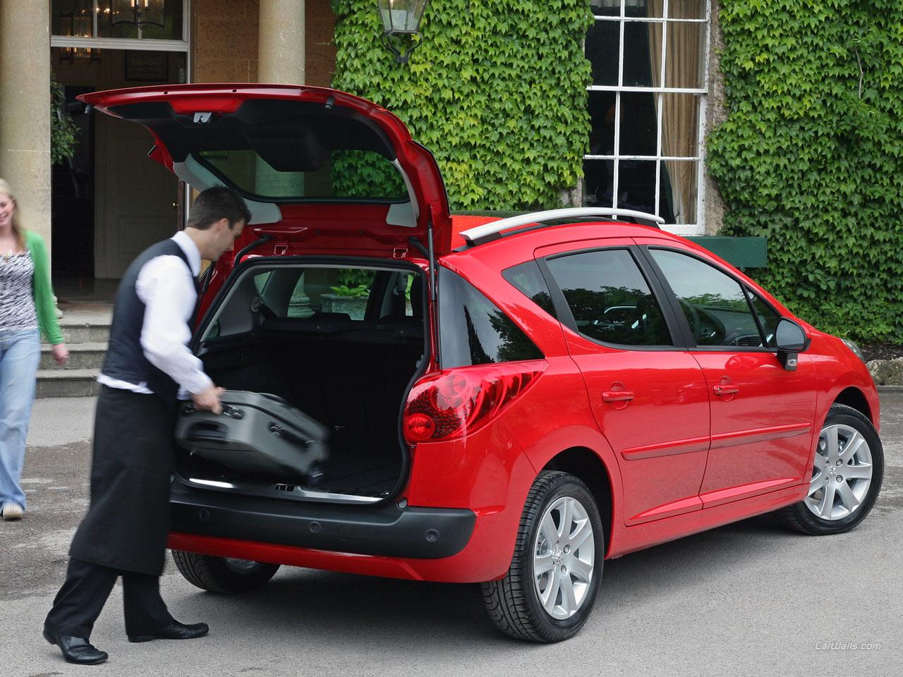 Peugeot 207 Sw 1280x960 B13 Tapety Na Pulpit Samochody