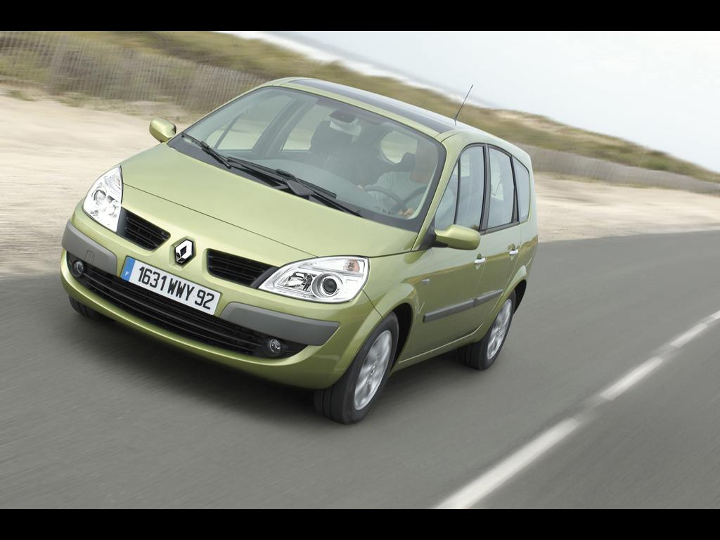 Renault Scenic 1024x768 32 Tapety Na Pulpit Samochody