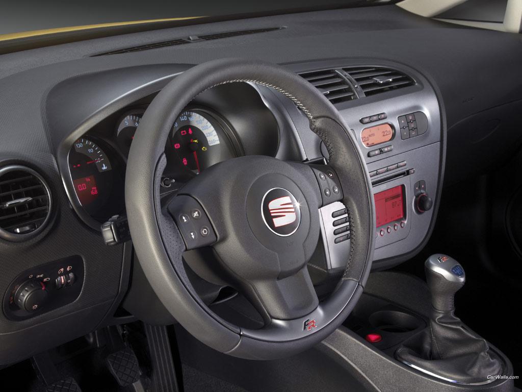 Seat Leon Fr 1024x768 B62 Tapety Na Pulpit Samochody