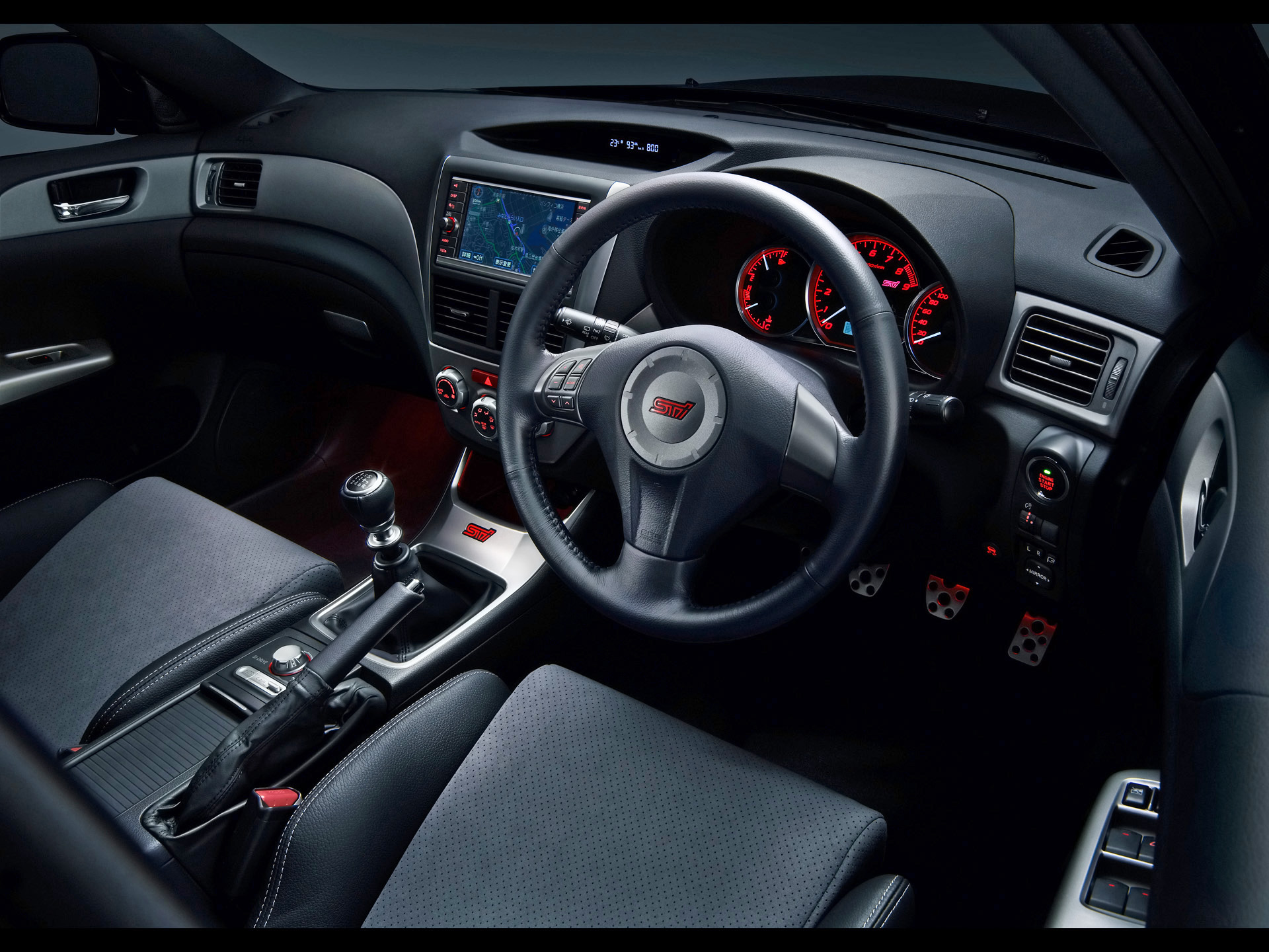 2008 Subaru Impreza Wrx Sti 1920x1440 4 Tapety Na Pulpit