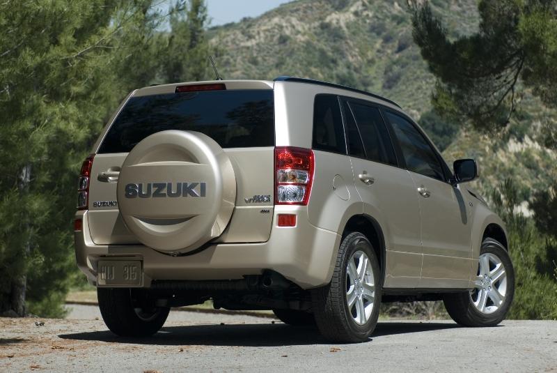Suzuki Grand Vitara 800x535 2 Tapety Na Pulpit