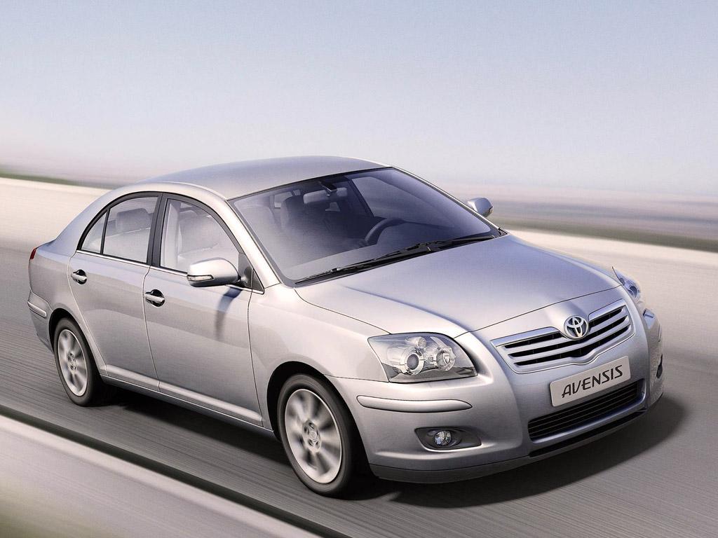 Toyota Avensis Устройство.