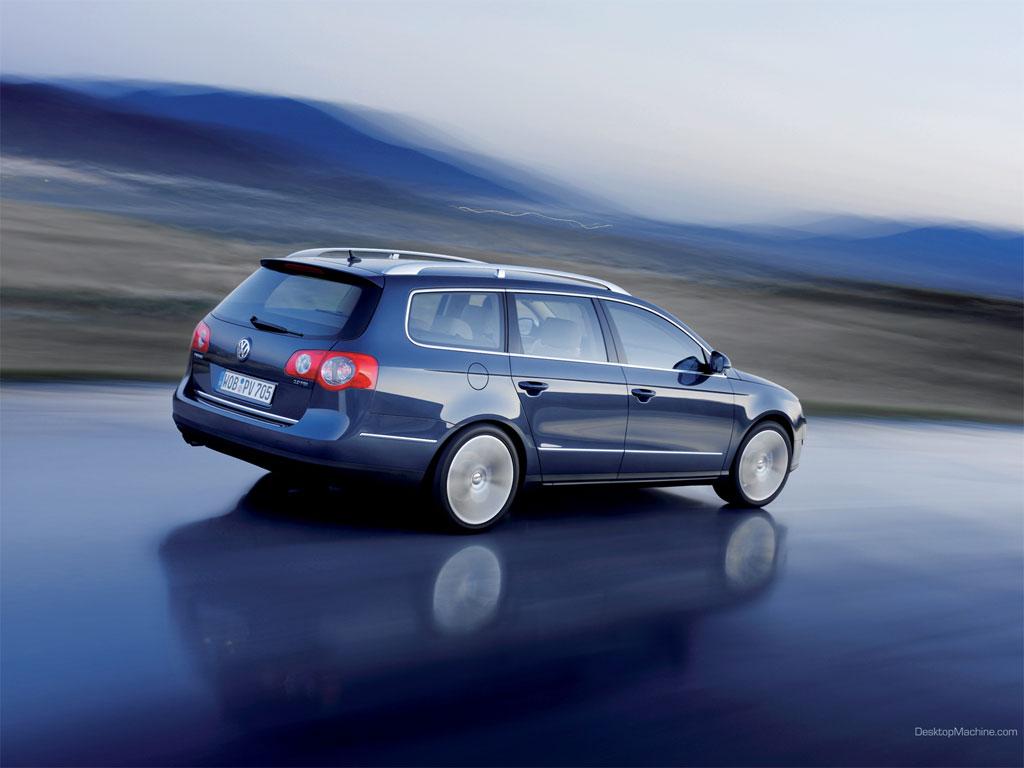 Volkswagen Passat Variant 1024x768 b4 - Tapety na pulpit ...