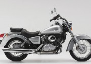 Honda Shadow 125 Aero