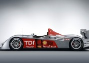 Audi R10 Le Mans Race Car