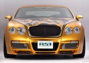 Bentley Continental ASI W66 GTS Gold
