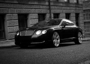 Bentley Continental GT-S Project Kahn