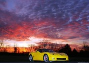 2009 Chevrolet Corvette Z03 Concept by Ugur Sahin Design
