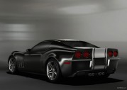 Chevrolet Stingray C3R Retro Design