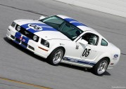 Ford Mustang GT Race Car