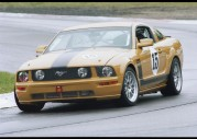 2005 Ford Mustang Racing Peformance Parts 2004 SEMA