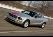 2009 Ford Mustang WIP Edition