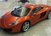 MC Laren MP4-12C