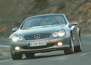 2004 Mercedes Benz SL 600