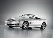 2007 Mercedes Benz SL Class Sports Package