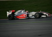 Mercedes-Benz F1 McLaren MP4-24