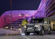 Mercedes-Benz G55 AMG Kompressor