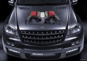 Mercedes-Benz ML63 Biturbo Brabus