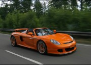 2007 TechArt Porsche Carrera GT